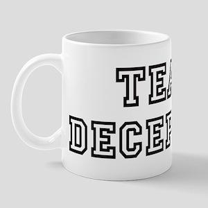 Team DECEPTIVE Mug