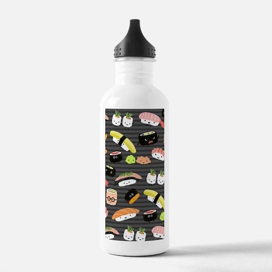 sushinook Water Bottle