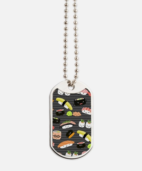sushinook Dog Tags