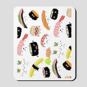 sushiipad2 Mousepad