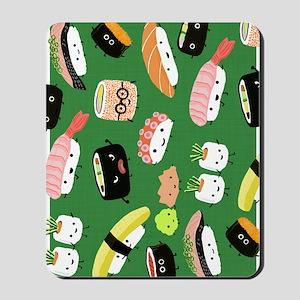 sushiipad3 Mousepad
