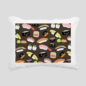 sushiskin Rectangular Canvas Pillow