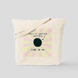 UniverseHole7100 Tote Bag