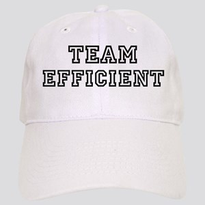 EFFICIENT is my lucky charm Cap