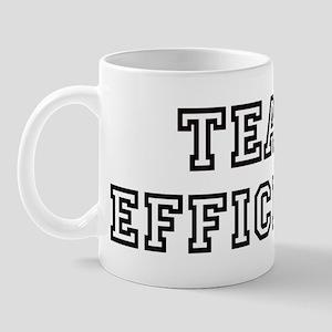EFFICIENT is my lucky charm Mug