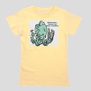 dr Octopus Girl's Tee