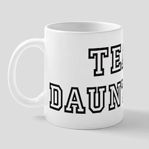 Team DAUNTLESS Mug