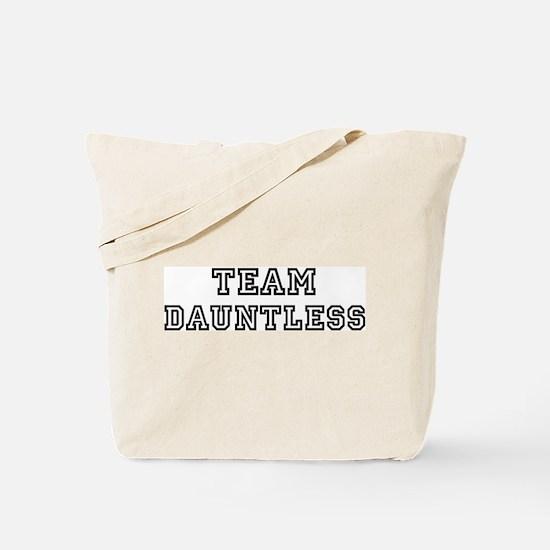 Team DAUNTLESS Tote Bag