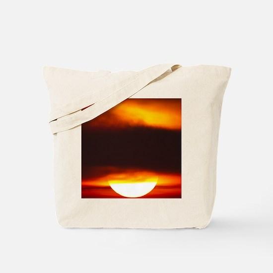 ATL Sunrise 9 x 12 Tote Bag