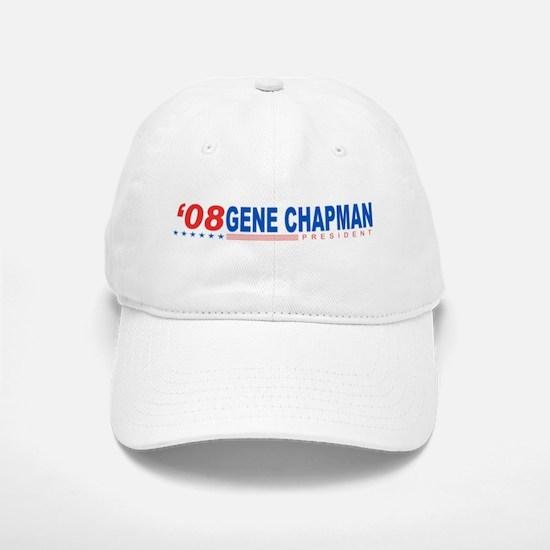 Gene Chapman 2008 Baseball Baseball Cap