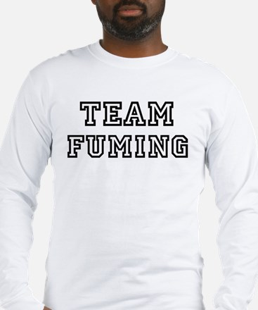 Team FUMING Long Sleeve T-Shirt