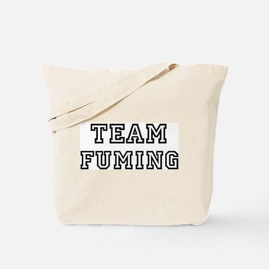 Team FUMING Tote Bag