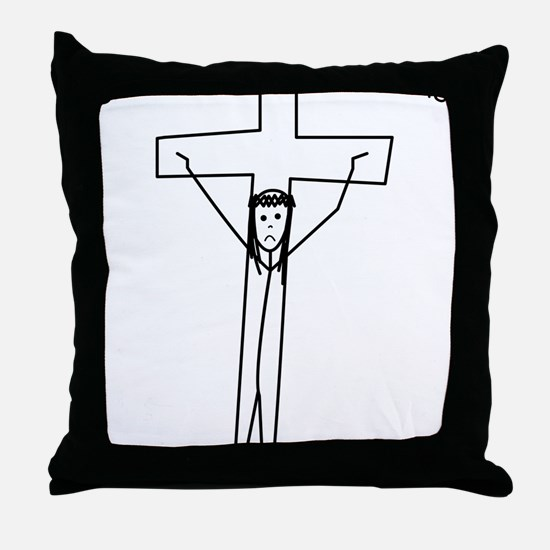 Chris Throw Pillow