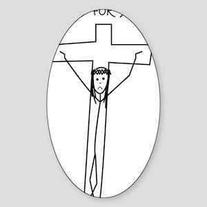 Chris Sticker (Oval)
