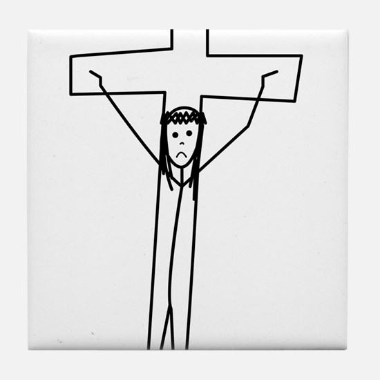 Chris Tile Coaster