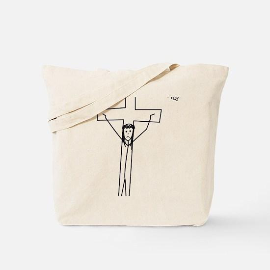 Chris Tote Bag