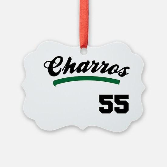 Charros Jersey Ornament