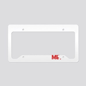 be normal wh License Plate Holder
