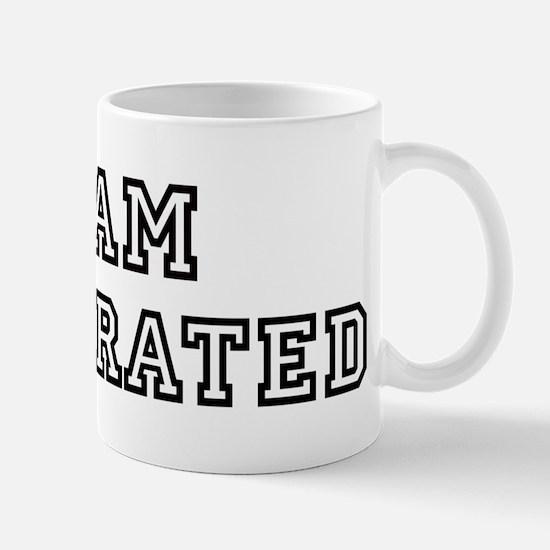 Team FRUSTRATED Mug