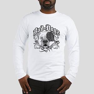 American Bull Dog Long Sleeve T-Shirt