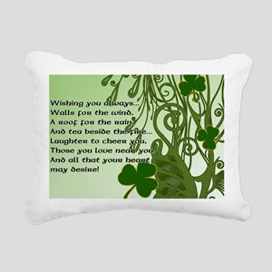 WALL--CALENDAR-CALENDAR- Rectangular Canvas Pillow