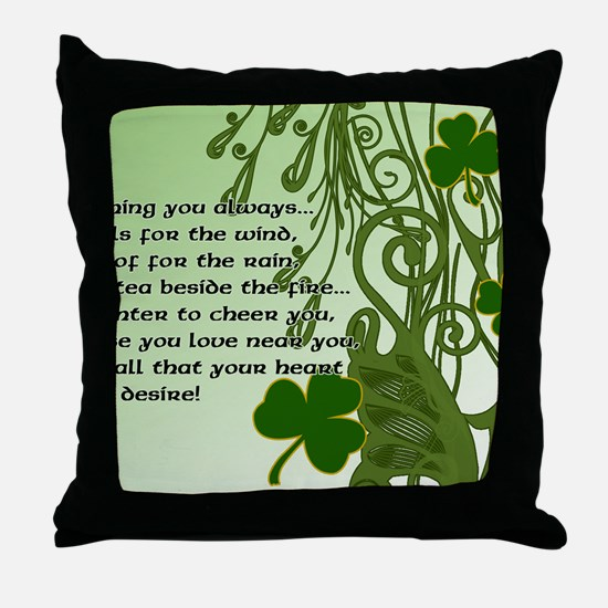 WALL--CALENDAR-CALENDAR-page-7 Throw Pillow