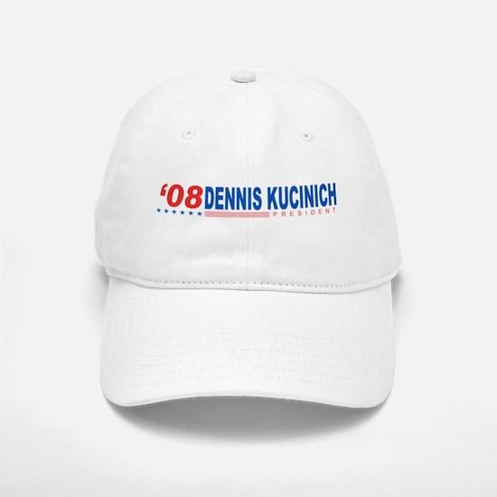 Dennis Kucinich 2008 Baseball Baseball Cap