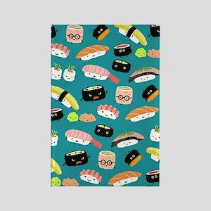 sushiflipflops Rectangle Magnet