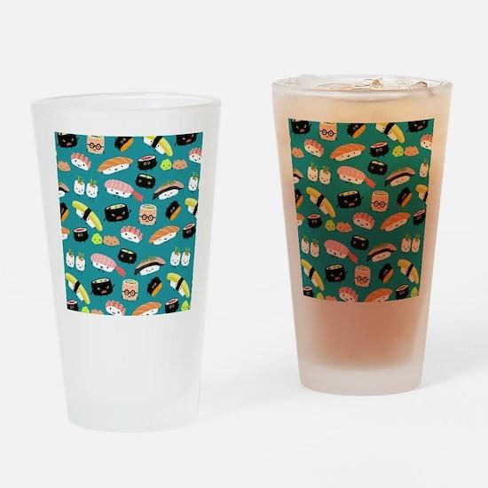 sushiflipflops Drinking Glass
