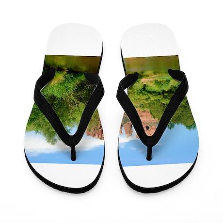 Castle Rock at Sedona Flip Flops