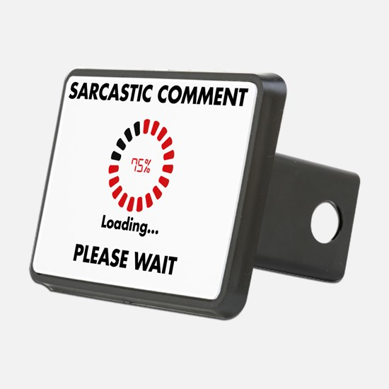 sarcasm Hitch Cover