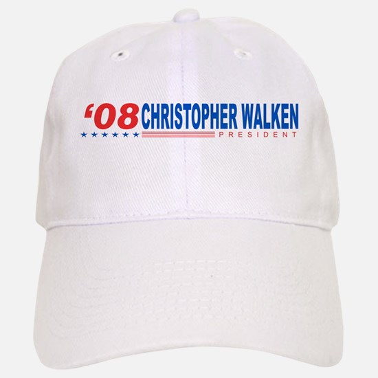 Christopher Walken 2008 Baseball Baseball Cap