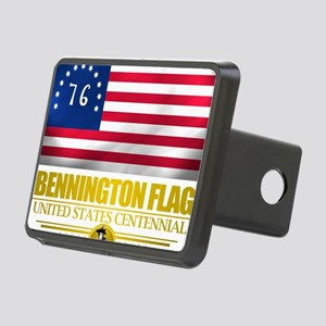 Bennington (Flag 10)2 Rectangular Hitch Cover