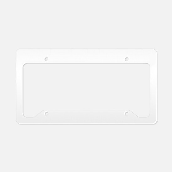 Awendaw, SC License Plate Holder