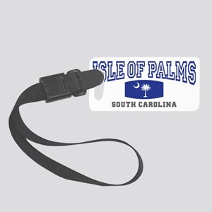 Isle Of Palms, SC Small Luggage Tag
