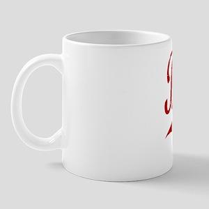 Bad Axe Michigan red Mug