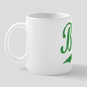 Biodiesel green Mug