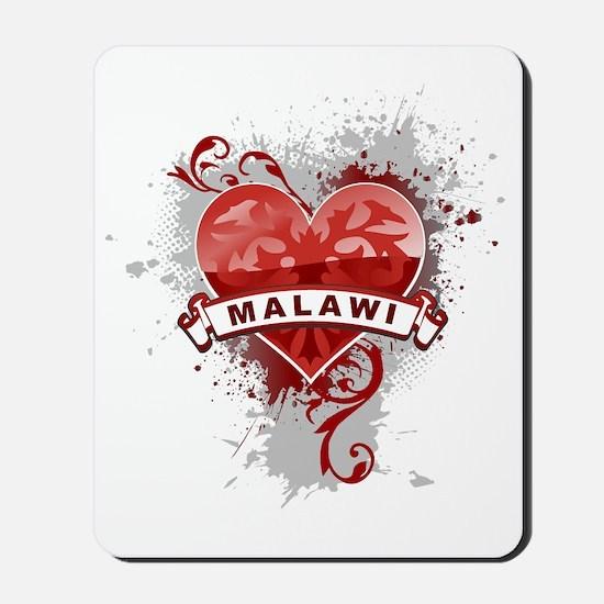 heart2Malawi1 Mousepad