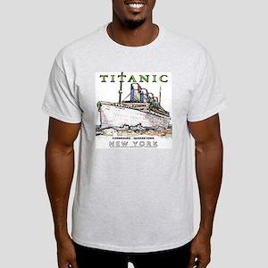 TG8 Neon  White 14x14-4 Light T-Shirt
