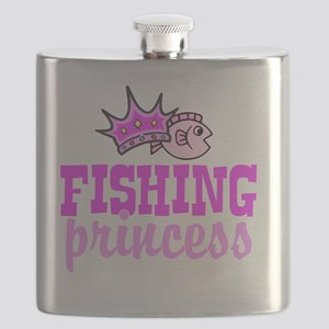 fishing princess Flask