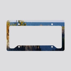 dune path License Plate Holder
