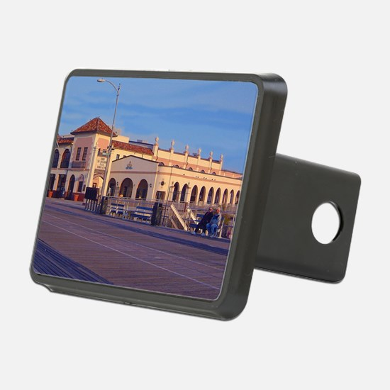 OC music pier for store Hitch Cover
