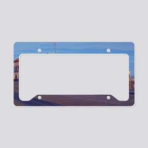 OC music pier for store License Plate Holder