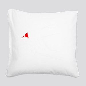 grand sport dark Square Canvas Pillow