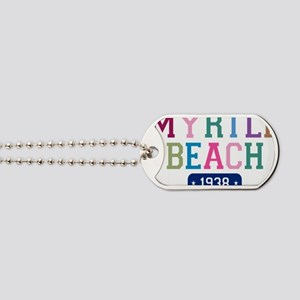 Myrtle Beach 1938 W Dog Tags