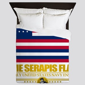 Serapis (Flag 10)2 Queen Duvet