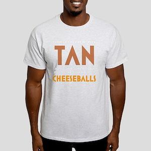 Tan-Orange-Black Light T-Shirt