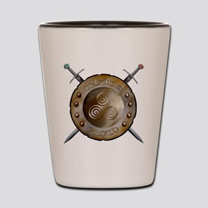CP Shield_and_sword_Logo Shot Glass