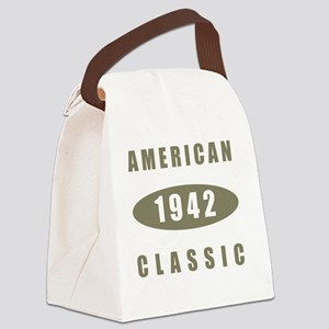 1942 American Classic Canvas Lunch Bag