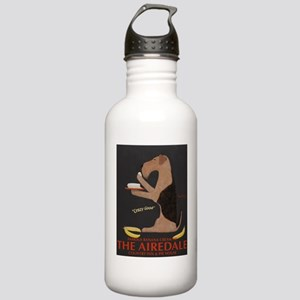 The Airedale Stainless Water Bottle 1.0L